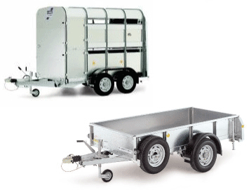 Transport Trailer
